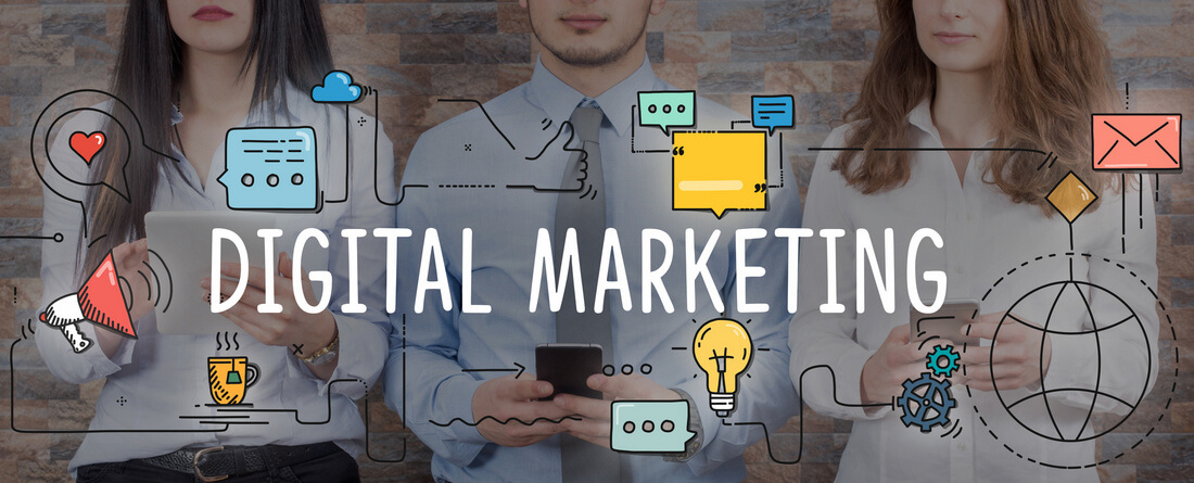 digital marketing company dubai